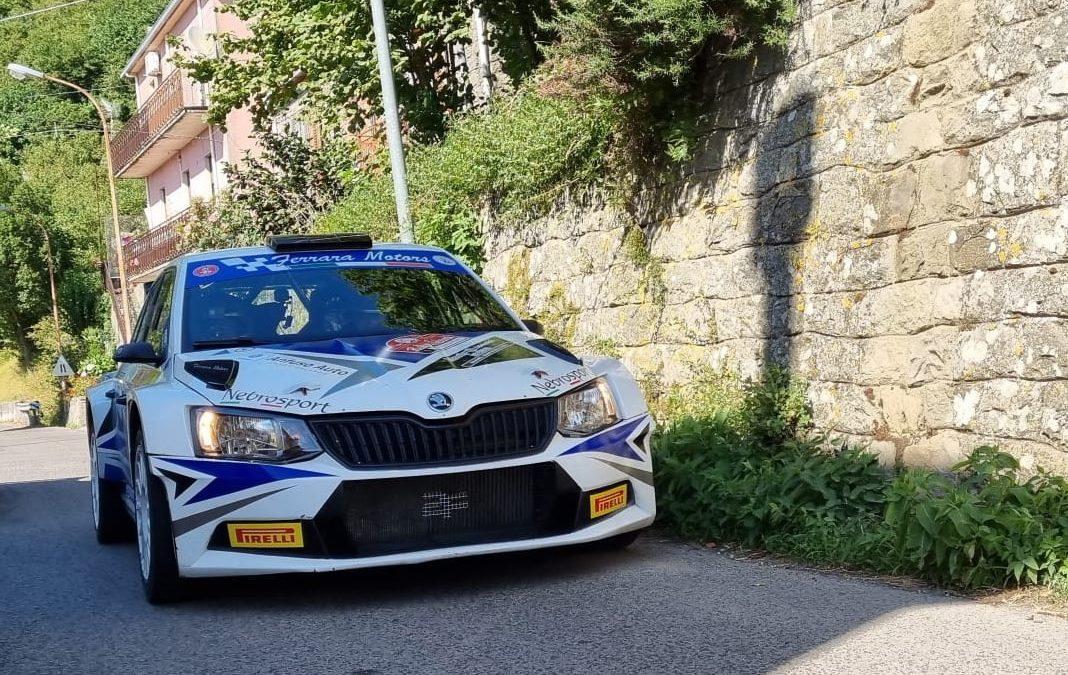 Motori accesi al 21° Rally dei Nebrodi